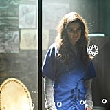 And Hester's Looking . . . Creepy in Her Blue Jumpsuit