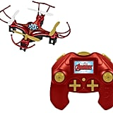 Marvel Avengers Iron Man Quadcopter Micro Drone by World Tech Toys