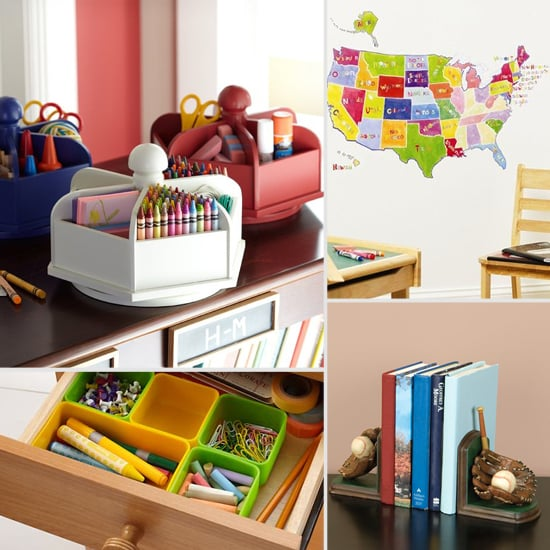 Colorful Desk Accessories For Kids