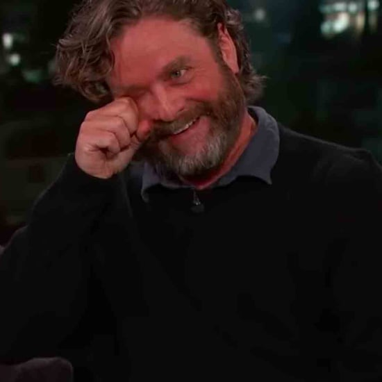 Zach Galifianakis's Son Asks to Touch His Penis