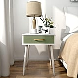 Lifewit Green Nightstand
