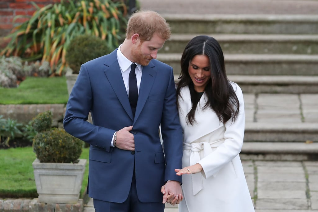 Meghan Markle Engagement Ring Replica Popsugar Fashion