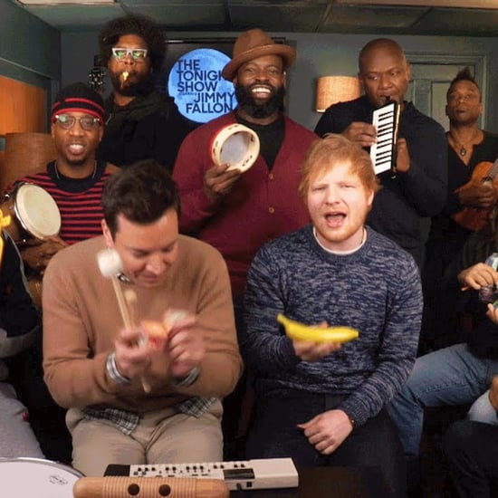 "Ed Sheeran's ""Shape of You"" With Classroom Instruments Video"