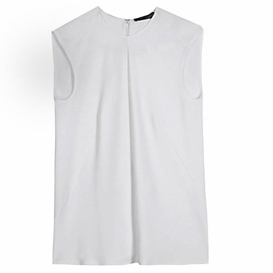 Calvin Klein Collection Sleeveless Top, $589