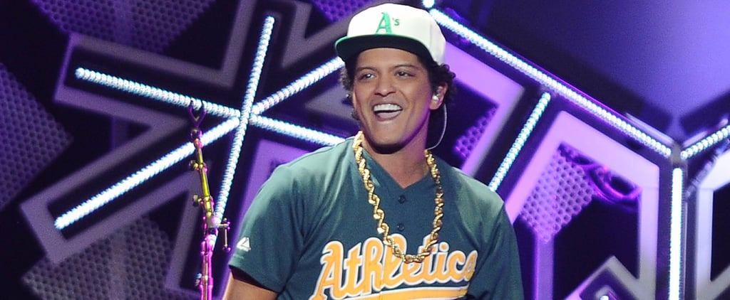 All the Times Bruno Mars Made You Want to Marry Him in 2017