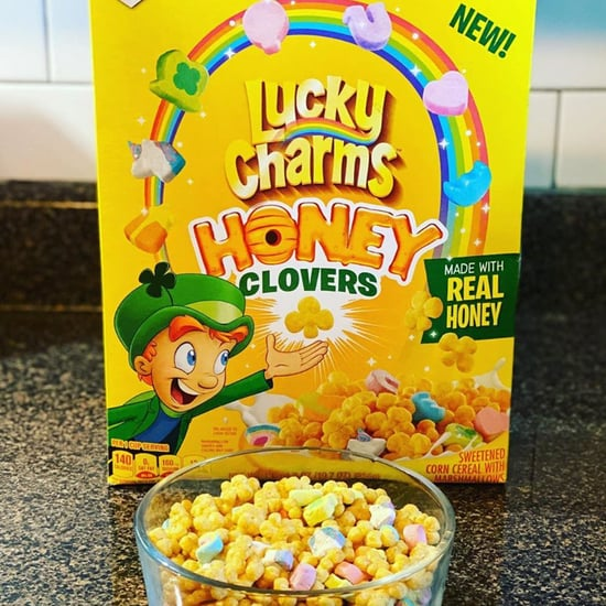 General Mills Honey Lucky Charms and Vanilla Minions Cereal