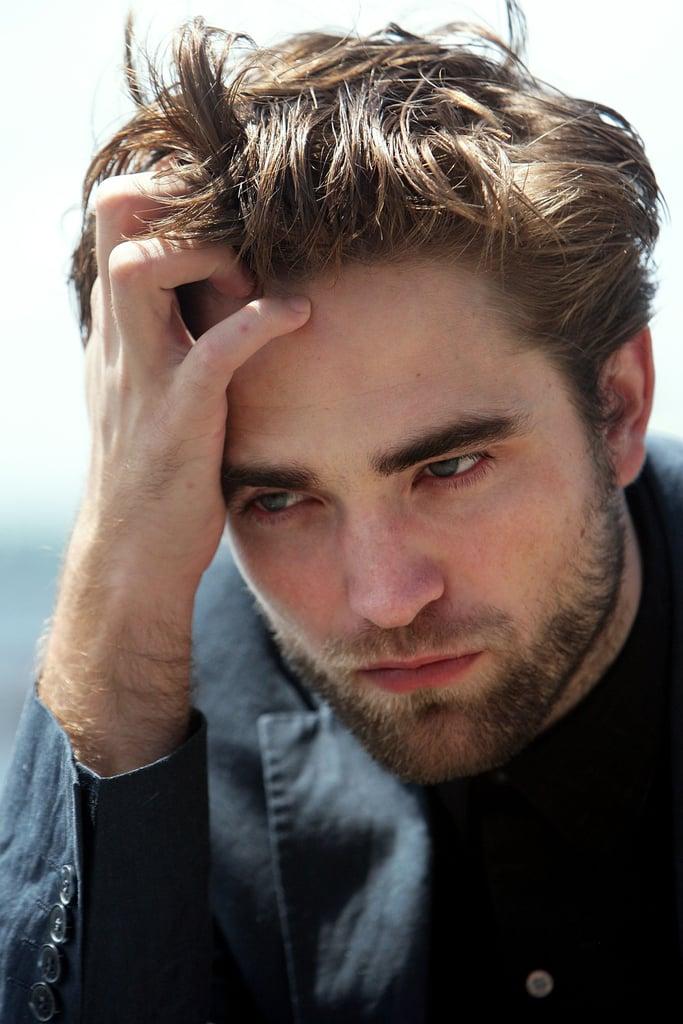 Robert Pattinson took part in a photo shoot in Sydney.