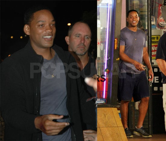 Will Smith Gives Out His John Hancock