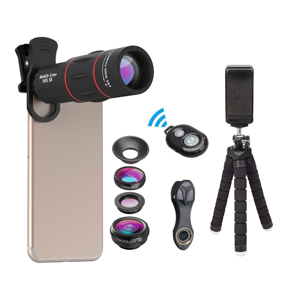 Apexel Phone Photography Kit