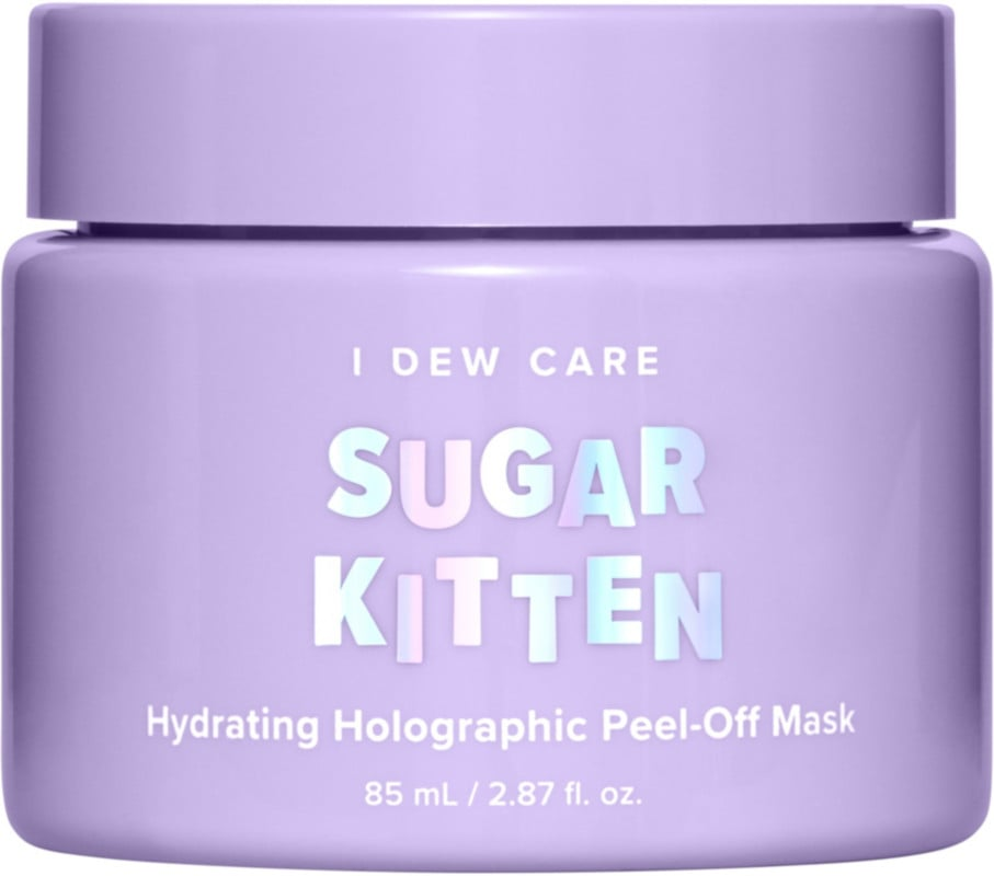 I Dew Care Sugar Kitten Hydrating Holographic Peel-Off Mask
