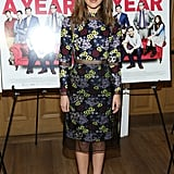 Rose Byrne looked picture perfect at a New York screening of her new film, I Give It A Year, on July 30.