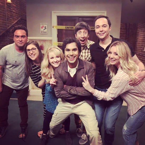 Cast Reactions to The Big Bang Theory Ending