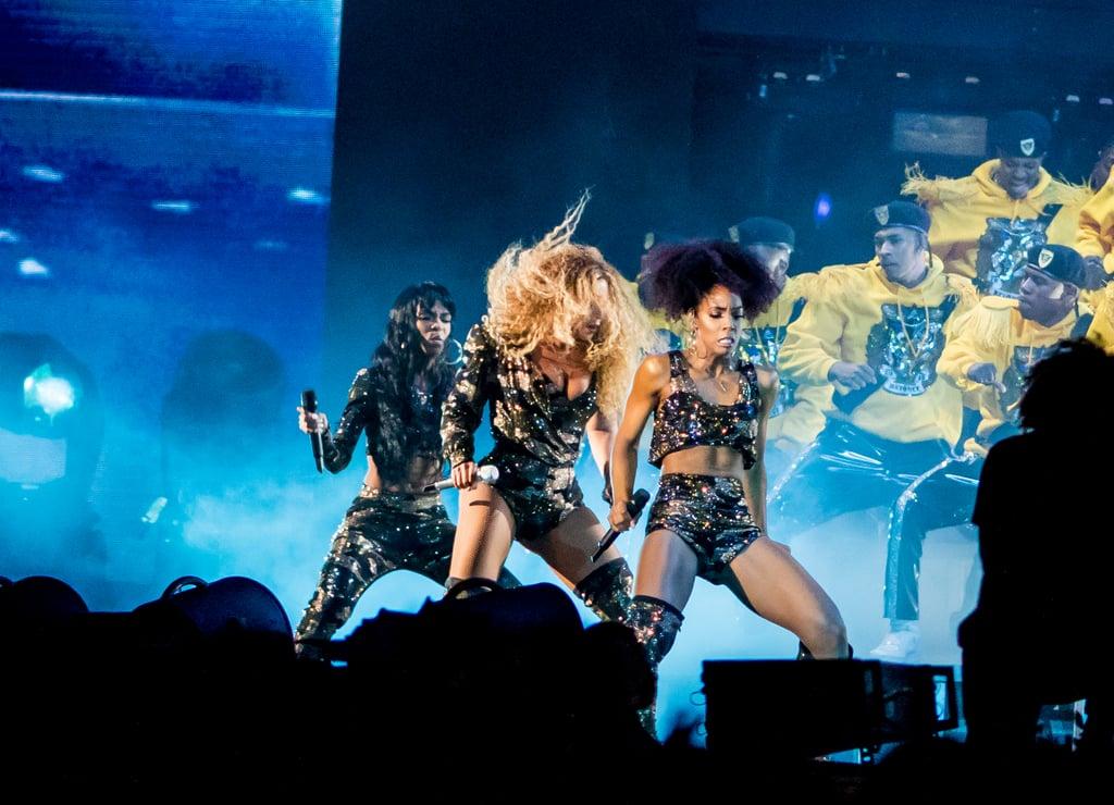 Destiny's Child Coachella Performance 2018 Pictures