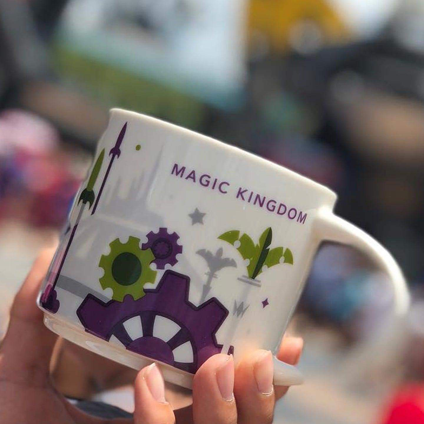Can You Buy The Disney Starbucks You Are Here Mugs Online