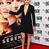 Jennifer Lawrence Picked Her Own Nose at the Serena Premiere