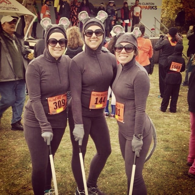 3 Blind Mice (See How They Run!)  sc 1 st  Popsugar & 3 Blind Mice (See How They Run!) | Running Costume Ideas | POPSUGAR ...
