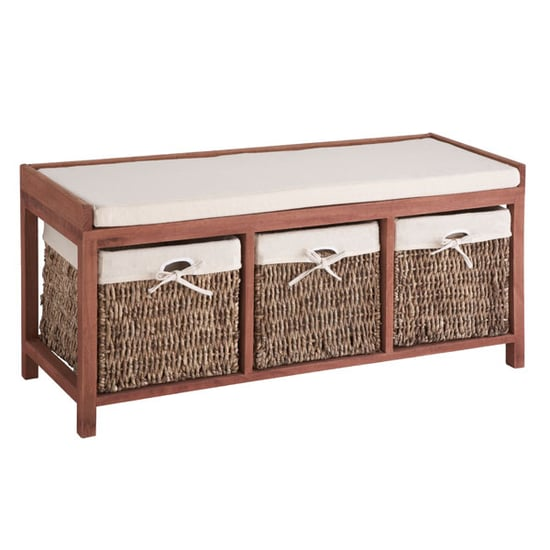 Seating and Storage Bench ($149)