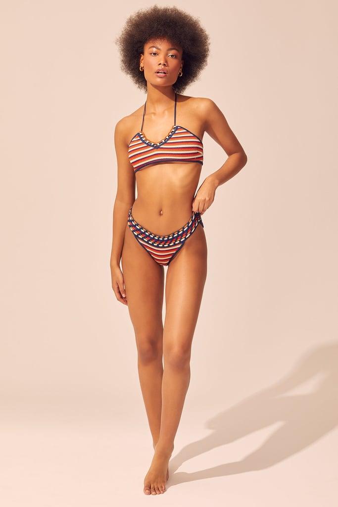 The Halter Crochet Bikini