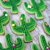 Cactus Cookies