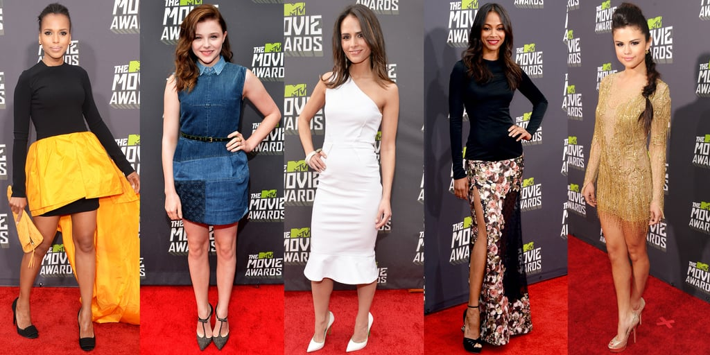 MTV Movie Awards: Who Wore What