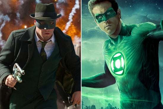 The Green Hornet vs. Green Lantern