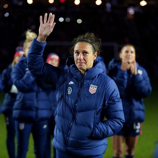 Carli Lloyd's US Soccer Retirement Speech