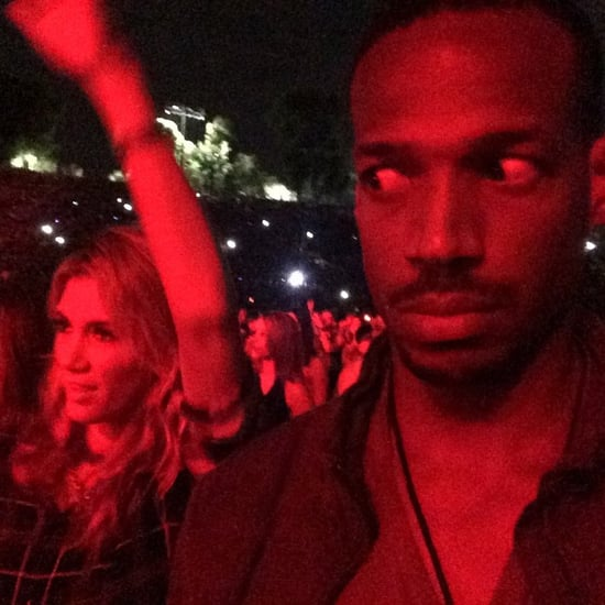 Delta Goodrem Dancing Videos; Marlon Wayans Instagram Photo