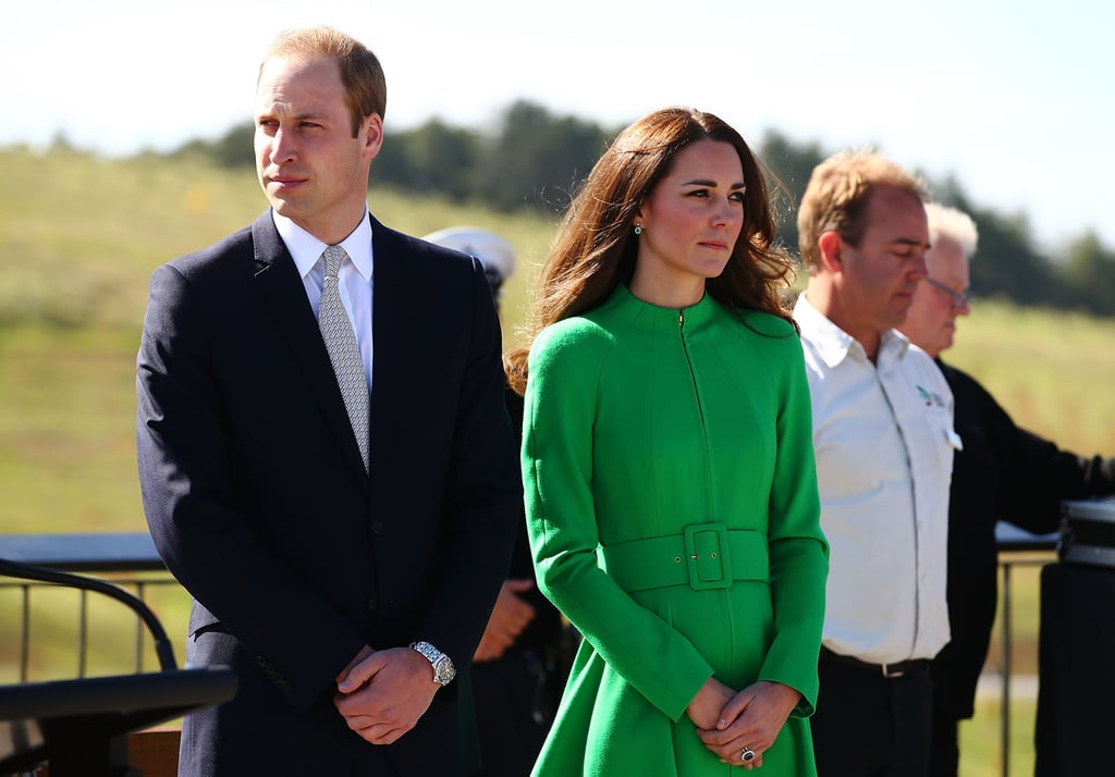 Kate and William Get Shocking News on Their Royal Tour