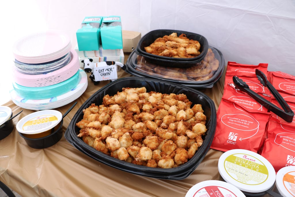 This Pregnancy Cravings Baby Shower Will Make Any Chick-Fil-A-Lover Swoon