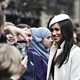 Meghan Markle Will Make You Want to Buy a Beret in 3, 2, 1 . . .