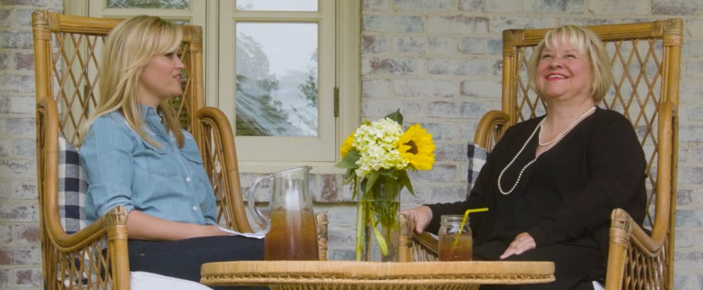 Reese Witherspoon Interviews Her Mom 2018 Video
