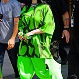 Billie Eilish in Sept. 2019