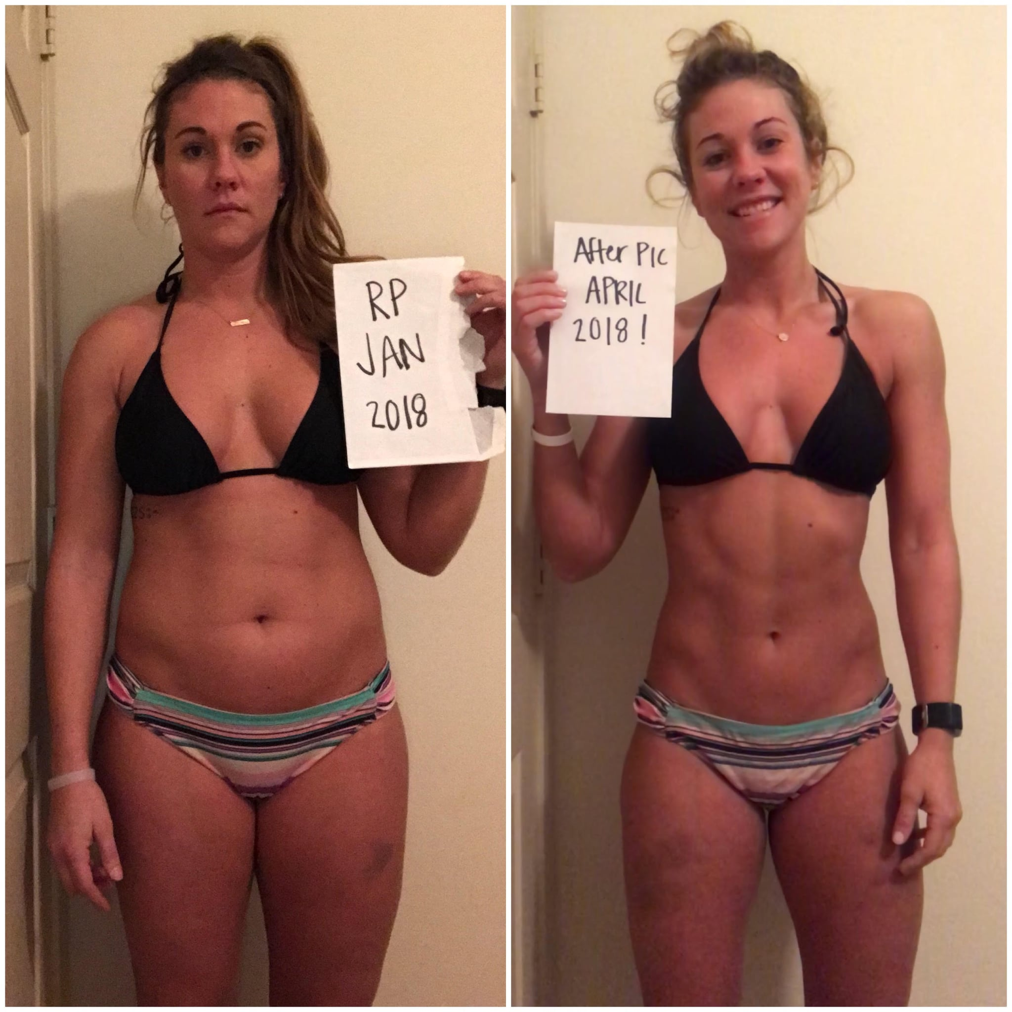 This Is the Nutrition Program That Helped Haley Drop 30 Pounds in 3 Months