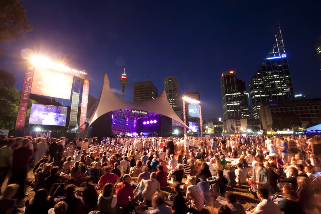 Free Things at Sydney Festival 2015