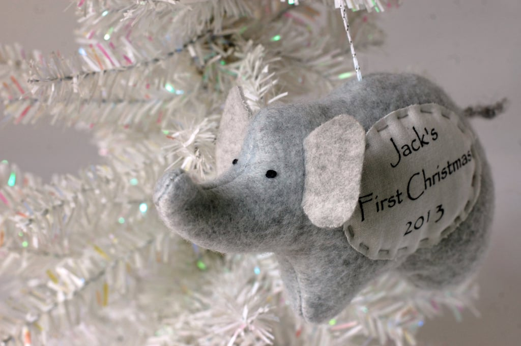 The Nesting Spot Fleece Ornament