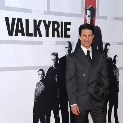 Tom Cruise Premieres Valkyrie in NYC