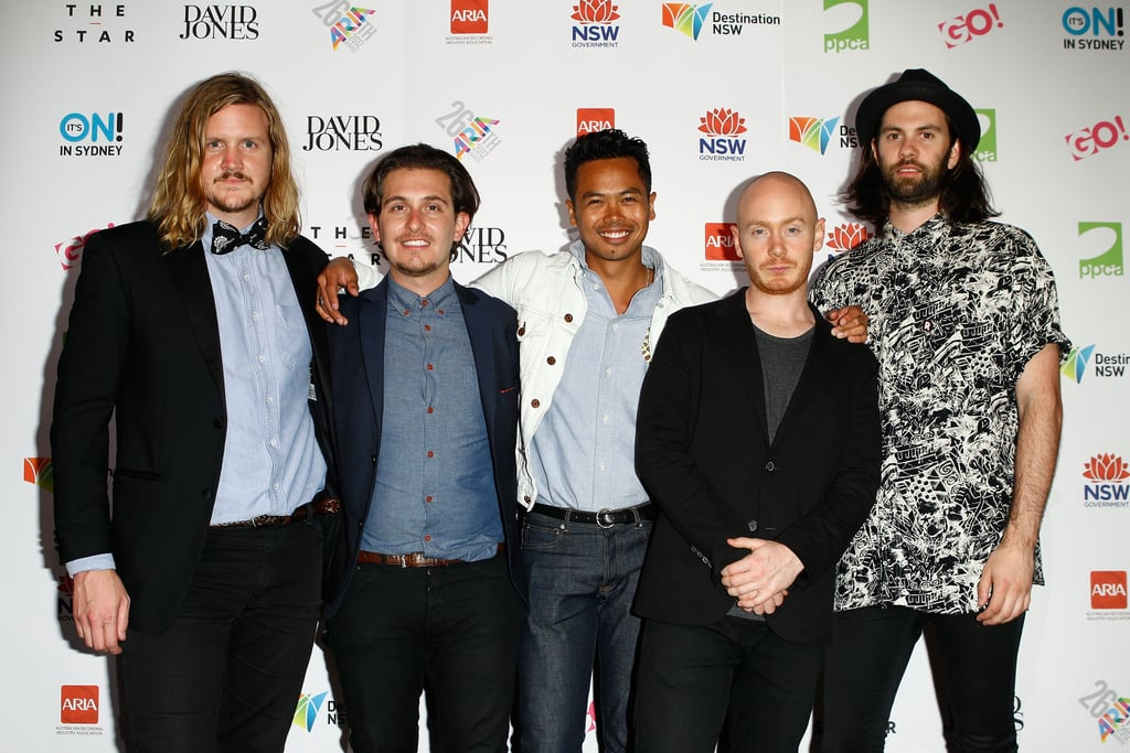 2012: The Temper Trap