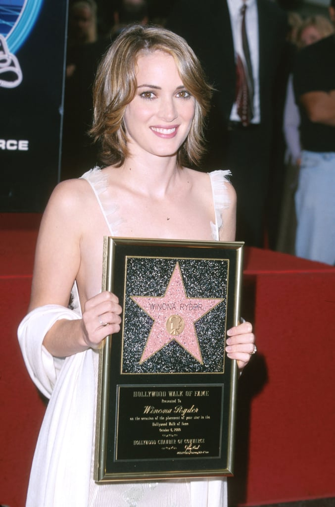 Winona Ryder Pictures Through the Years
