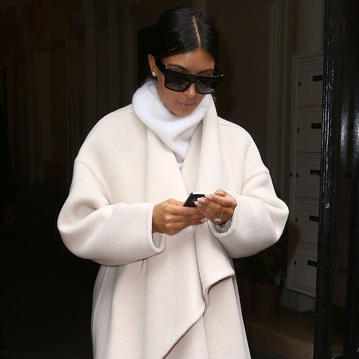 Kim's Koat Kollection Just Keeps Growing