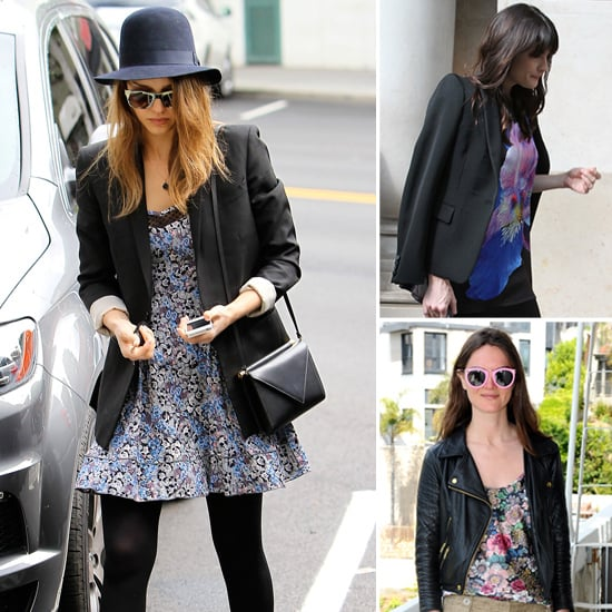 Spring Florals: Three New Celeb-Approved Ways to Wear Them