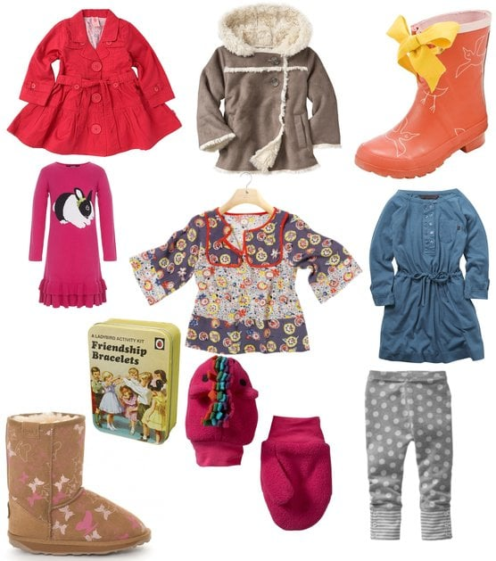 Gift Ideas for a Young Girl for Christmas 2010