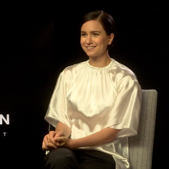 Katherine Waterston Interview About Alien: Covenant
