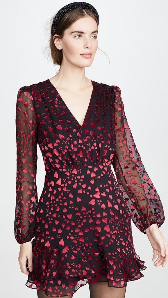 Saloni Alya Short Dress