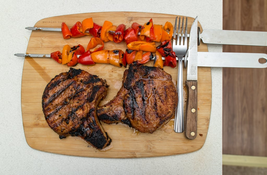 Serve Food on Cutting Boards