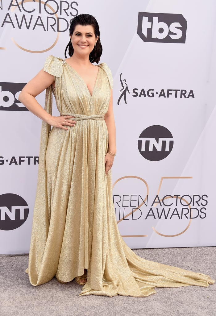 Rebekka Johnson at the 2019 SAG Awards