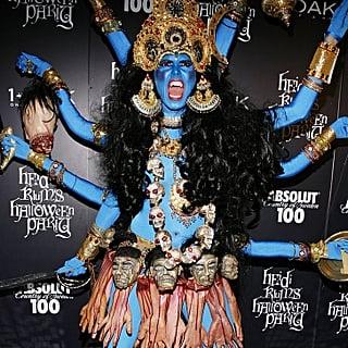 Celebrities Who Were Unrecognizable in Halloween Costumes