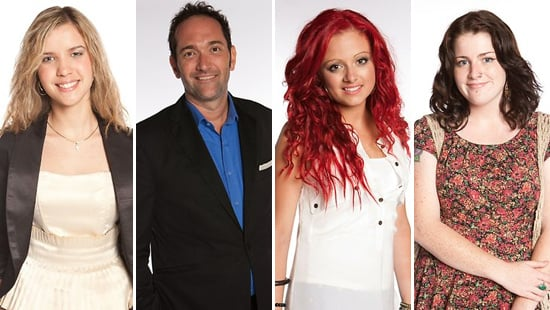 Poll Who Will Win The Voice Australia Rachael Leahcar Darren Percival Sarah De Bono Or Karise Eden Popsugar Celebrity Australia