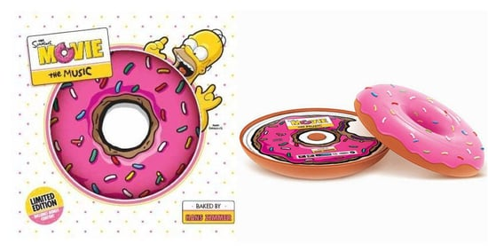 The Simpsons Movie Soundtrack Now Streaming Online