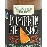 Frontier Pumpkin Pie Spice Salt-Free Blend ($5)