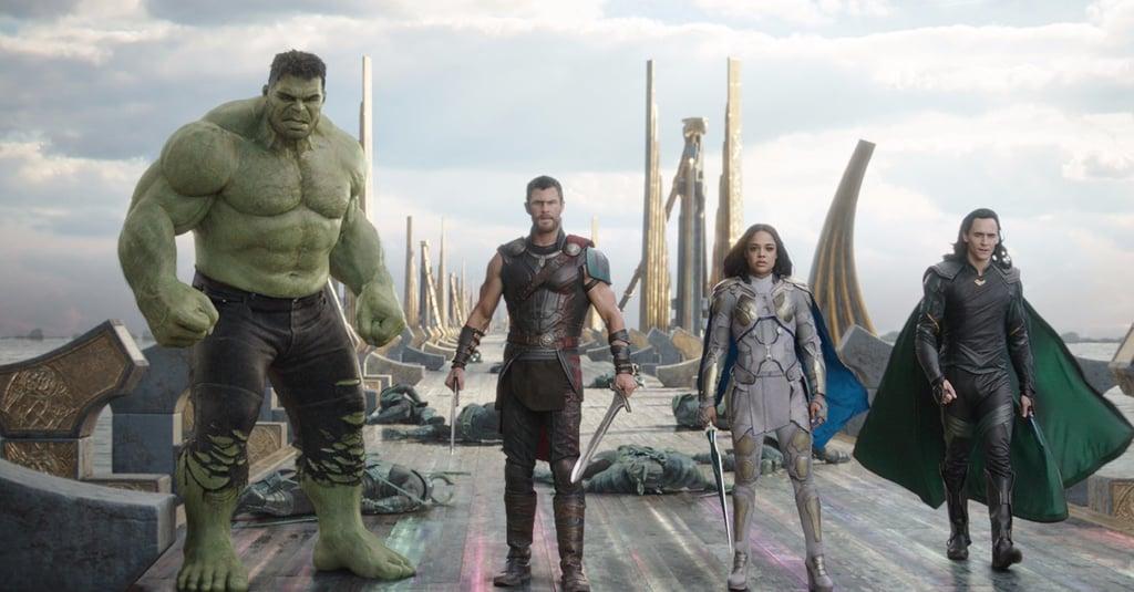 Thor 3: Ragnarok Details